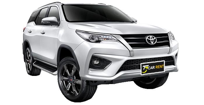 Toyota Futuner 2019